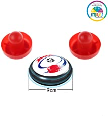 Smiles Creation Ice Hockey Air Power (Battery Operated) with Air Cushion Toy for Kids