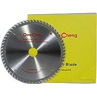 Turkish Dongcheng TCT Blade 180mm X 60T Steel Tungsten Carbide Tipped Circular Saw Blade ( 7''/ 180mm X 60 Teeth ).