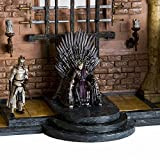 Game of Thrones Toy Playset - Game of Thrones Iron Throne Room Collector Construction Set