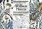 William Morris: Postcard Colouring Book