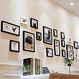 Galleria fotografica X&L Americano bianco e nero semplice creativo foto parete foto telaio appeso a parete parete air , 2