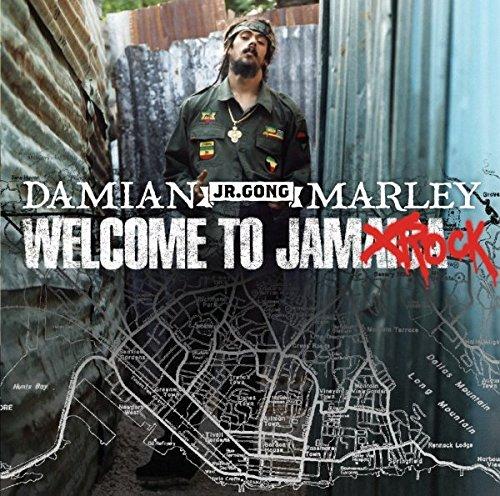 Welcome to Jamrock (Damian Marley-cd)