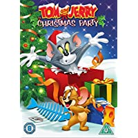 Tom And JerryS Christmas Party