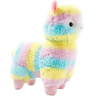 Kind Alpacasso Toy Lama Alpaka Plüsch Spielzeug gefüllt Kissen Kinder Geschenk