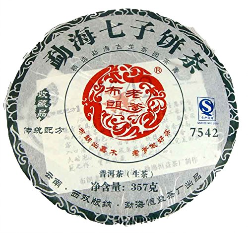 SaySure - 2012 Year Puerh Tea, 357g Raw Pu