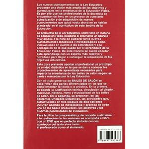 Bailes de salón. Unidades didácticas para Secundaria III (libro+DVD): Pasodoble, vals, rumba. Fox trot, cha cha cha. T