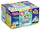 Pampers Baby Dry Pannolini Junior, Taglia 5 (11-25 kg), 105 Pannolini - Pampers - amazon.it