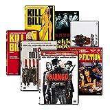 Pack Tarantino: Malditos Bastardos + Django Desencadenado + Jackie Brown + Kill...