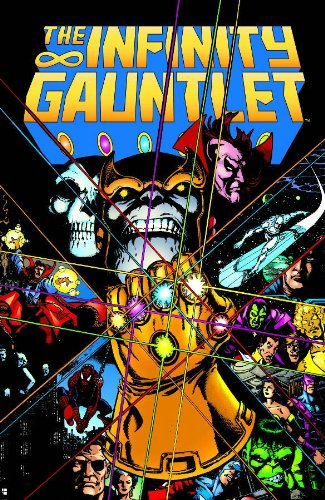 Infinity Gauntlet TPB (New Printing)