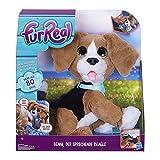 Hasbro FurReal Friends B9070100 Benni, der sprechende Beagle, elektronisches Haustier