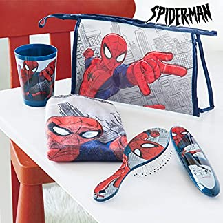 Neceser Infantil para Comedor Spiderman (5 piezas)