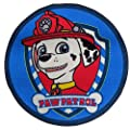 Paw Patrol 'Pawsome' Rug produced by Character World, uk home, CDKH4 - uk online web store