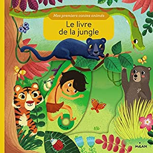"""Afficher """"Mes premiers contes animés Le livre de la jungle"""""""