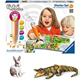 tiptoi Starterset Bilderlexikon Tiere u Tierfigur Kaninchen u Krokodil
