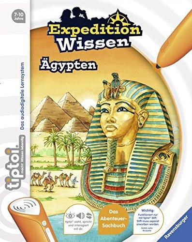 Preisvergleich Produktbild tiptoi® Ägypten (tiptoi® Expedition Wissen)