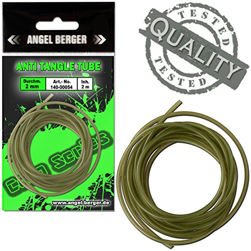 Angel Berger Carp Series Anti Tangle Tube 2,0mm Schlauch