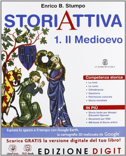StoriAttiva - Volume 1 + Vivere la cittadinanza. Con Me book e Contenuti Digitali Integrativi online
