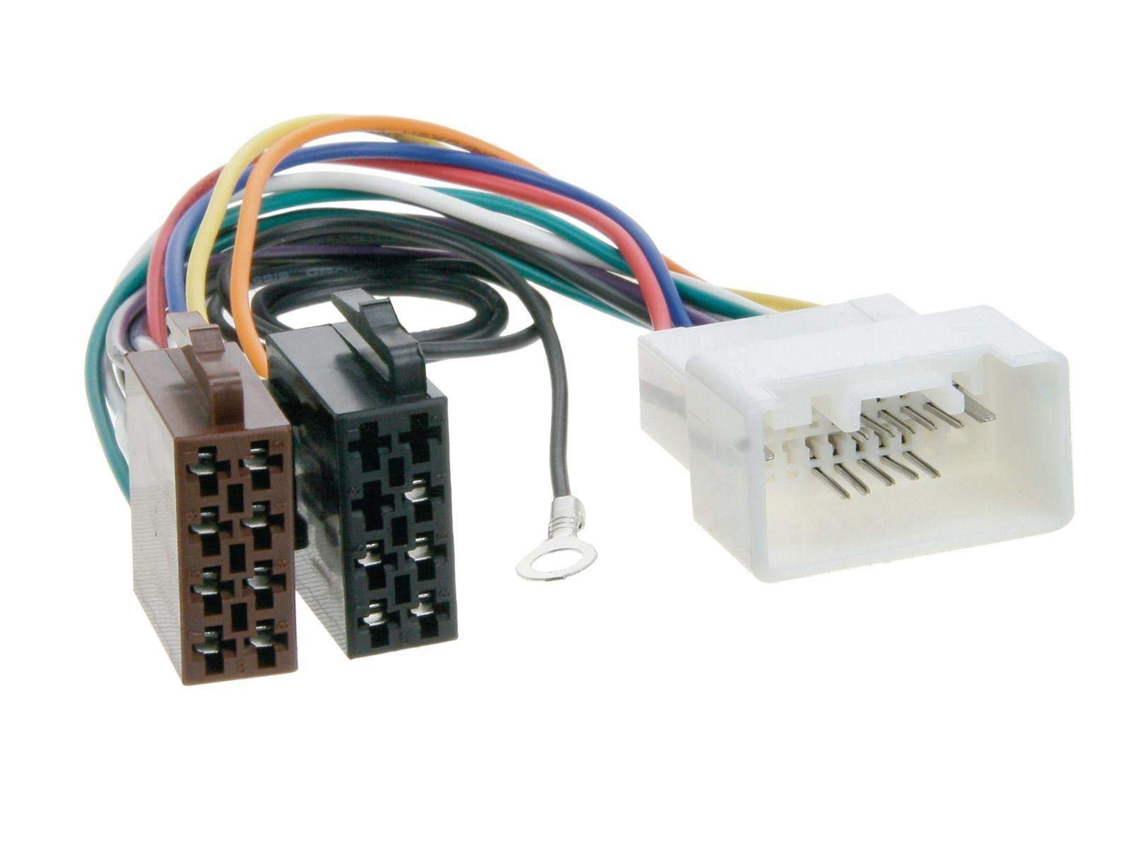 caraudio24-Pioneer-MVH-S520DAB-Bluetooth-USB-MP3-DAB-Autoradio-fr-Mitsubishi-Space-Star-A00-ab-13-Ablagefach