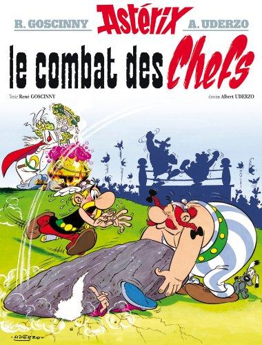 Astérix - Le Combat des chefs - nº7 par René Goscinny