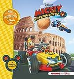 Mickey y los Superpilotos (Mis lecturas Disney): (Con pictogramas y actividades)