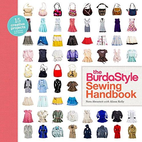The BurdaStyle Sewing Handbook (Enhanced Edition) (English Edition) (Kelly Video R)