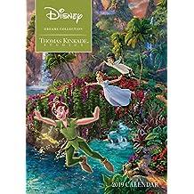 Thomas Kinkade: The Disney Dreams Collection 2019 Diary