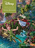 Thomas Kinkade: The Disney Dream Collection 2019 (Agenda-Ringbuch)