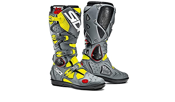 Sidi Performer Black//Yellow Special CE