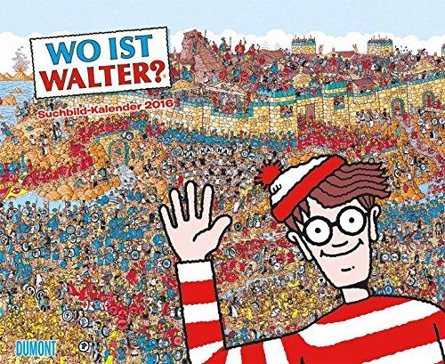 Wo ist Walter? 2016 (Waldo Kostüm Von Where's Waldo)