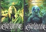 les chevaliers d ?meraude tome 1 tome 2 le feu dans le ciel les dragons de l empereur noir