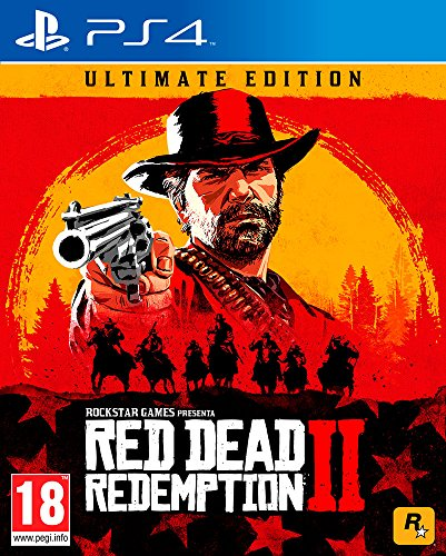 Red Dead Redemption 2 - Ultimate Edition (PS4) (precio: 94,99€)