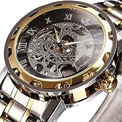 So siehe Edelstahl Classic Herren Luxus Mechanische Automatik Uhren