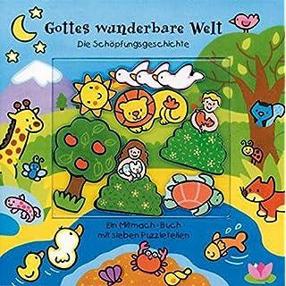 Gottes wunderbare Welt: Die Schöpfungsgeschichte (Puzzlebücher)