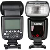 Godox Thinklite TT685 TTL Flash for Nikon Cameras (Black)