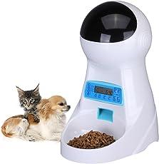 UMEI 6litre Automatischer Futterautomat für Hund und Katze