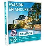 SMARTBOX - Coffret Cadeau - EVASION EN AMOUREUX - 530 séjours : maisons d'hôtes, hôtels de charme, auberges et domaines