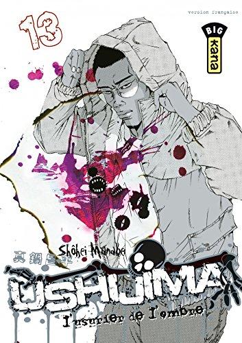 Ushijima, l'usurier de l'ombre - Tome 13 par Shôhei Manabe