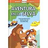 Aventura En La Selva (Aprendo a LEER con Susaeta - nivel 0)