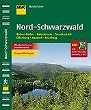 ADAC Wanderführer Nord-Schwarzwald inklusive Gratis Tour App: Baden-Baden Baiersbronn Freudenstadt Offenburg Hausach Hornberg