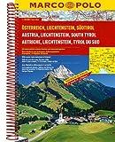 MARCO POLO Reiseatlas Österreich/Liechtenstein/Südtirol/Europa 1:200.000/1:4,5 Mio. (MARCO POLO Reiseatlanten)