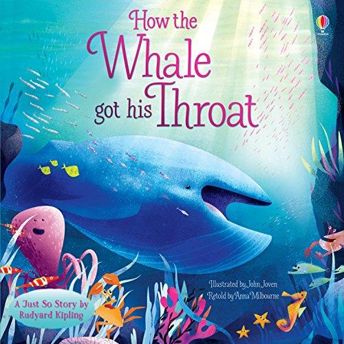 How the Whale got his Throat par Anna Milbourne