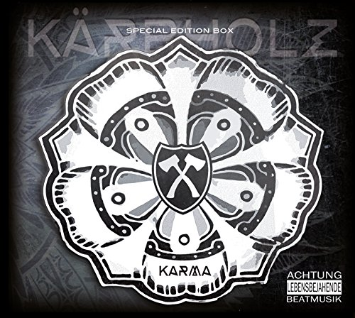 Karma (Ltd.Fan Box/Bonustrack,Bandana+Sticker)