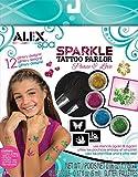 Alex Toys différents Sparkle Tattoo Parlour kit Paix et amour