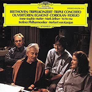 Beethoven : Triple Concerto