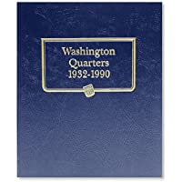 [(Washington Quarters, 1932-1990 * *)] [Author: Whitman Coin Book and Supplies] published on (August, 1994)