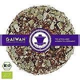 Schwarze Johannisbeere - Bio Rooibostee lose Nr. 1279 von GAIWAN, 1 kg