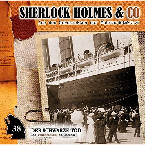 Der schwarze Tod: Sherlock Holmes & Co 38