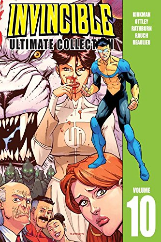 Invincible: The Ultimate Collection Volume 10 (Invincible Ultimate Collection) por Robert Kirkman