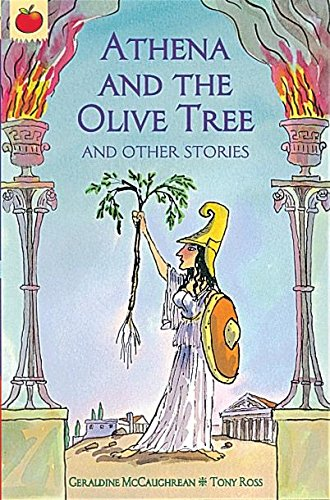 Athena and The Olive Tree and Other Greek Myths - Athena Olive