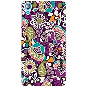 HTC Desire 820Q Printed Mobile Back Cover